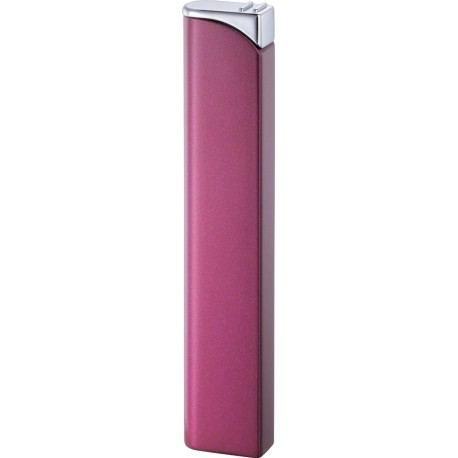 Briquet Nidia Hot Pink Traditional Flame Cigarette Visol