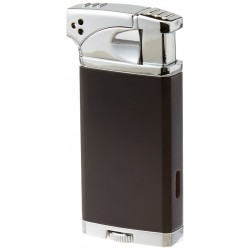 Briquet Coppia Black Matte Visol pour pipe