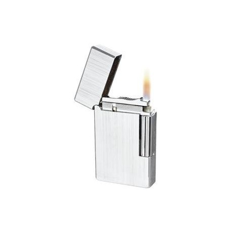 Briquet King Silver Flint Visol