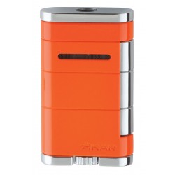 Briquet Allume Single Jet Orange Xikar