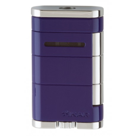 Briquet Allume Single Jet Bleu Xikar