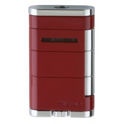 Briquet Allume Single Jet Rouge Xikar