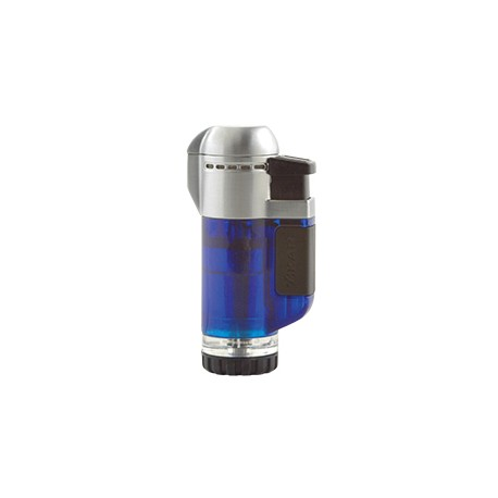 Xikar Tech Double Jet Blue Cigar Lighter