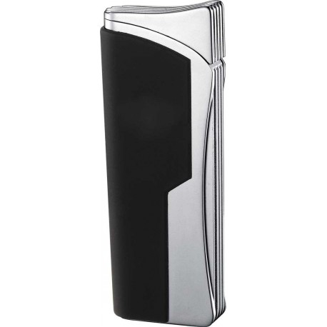 Briquet Diego Black Single Jet Flame Cigar Visol