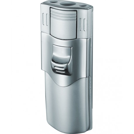 Briquet Phantom Chrome Matte Visol