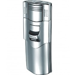 Briquet Phantom Chrome Poli Visol