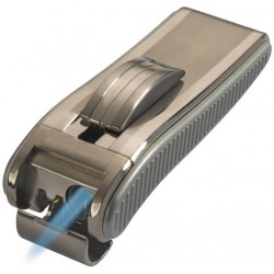 Briquet Mako Satin Guun Torch Flame Cigar Visol