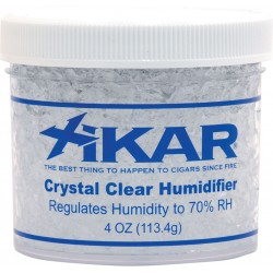 Humidificateur Crystal Gel 150 cigares Xikar