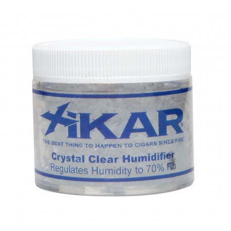 Humidificateur Crystal Gel 75 cigares Xikar