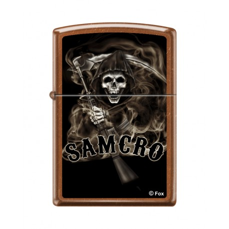 ZIPPO Sons of Anarchy, SamCro